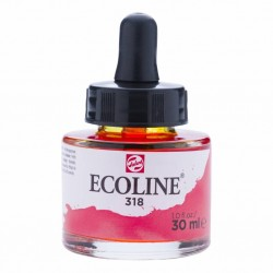 (11253181)Talens Ecoline Liquid Watercolour 30ml 318 Carmine