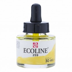 (11252591)Talens Ecoline Liquid Watercolour 30ml 259 Sand Yellow