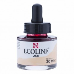 (11252581)Talens Ecoline Liquid Watercolour 30ml 258 Apricot