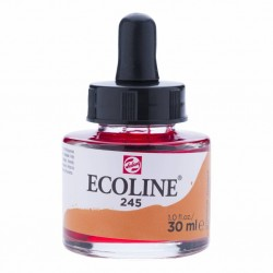 (11252451)Talens Ecoline Liquid Watercolour 30ml 245 Saffron Yellow