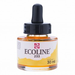 (11252331)Talens Ecoline Liquid Watercolour 30ml 233 Chartreuse