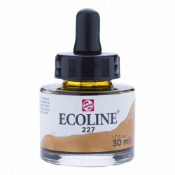 (11252271)Talens Ecoline Liquid Watercolour 30ml 227 Yellow Ochre