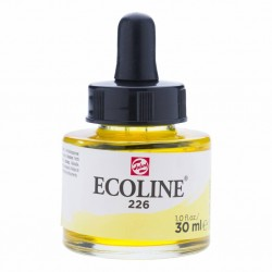 (11252261)Talens Ecoline Liquid Watercolour 30ml 226 Pastel Yellow