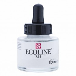 (11251001)Talens Ecoline Liquid Watercolour 30ml 100 White