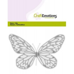 (115633/0353)CraftEmotions Die - Butterfly