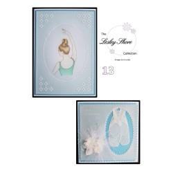 Lesley Shore Pack 13 Ballerina