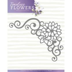 (PM10121)Dies - Precious Marieke - Timeless Flowers - Dahlia Corner