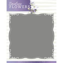 (PM10124)Dies - Precious Marieke - Timeless Flowers - Frame Layered Dies