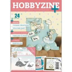 (HZ01803)Hobbyzine Plus 24