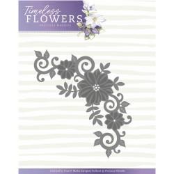 (PM10133)Dies - Precious Marieke - Timeless Flowers - Fantasy Flower Corner