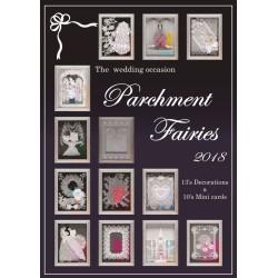 Pergamano Parchment Fairies 2018
