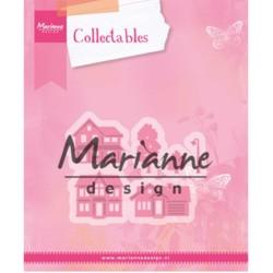 (COL1451)Collectables Mini village