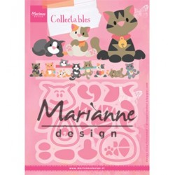 (COL1454)Collectables Eline's kitten