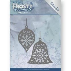 (JAD10043)Dies - Jeanine's Art - Frosty Ornaments - Christmas Baubles