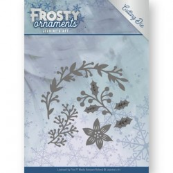 (JAD10049)Dies - Jeanine's Art - Frosty Ornaments - Christmas Branches