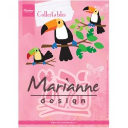 (COL1457)Collectables Eline's toucan