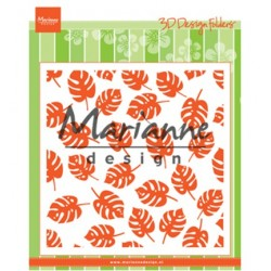 (DF3449)Marianne Design Folder Tropical leaves