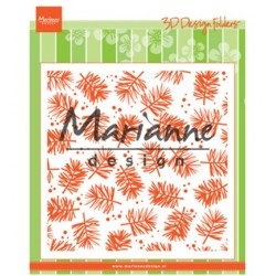 (DF3450)Marianne Design Folder Pine
