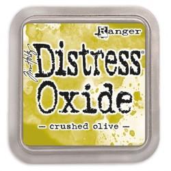 (TDO55907)Tim Holtz distress oxide crushed olive
