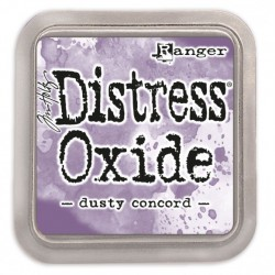 (TDO55921)Tim Holtz distress oxide dusty concord