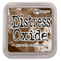 (TDO56010)Tim Holtz distress oxide ground espresso