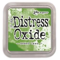 (TDO56072)Tim Holtz distress oxide mowed lawn