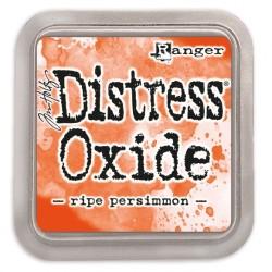 (TDO56157)Tim Holtz distress oxide ripe persimmon