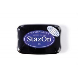 Stamp ink StazOn iris