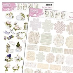 (SETCD10471)3D Precious Marieke - Romance - Minis & Labels
