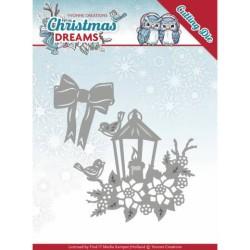 (YCD10145)Dies - Yvonne Creations - Christmas Dreams - Christmas Lantern