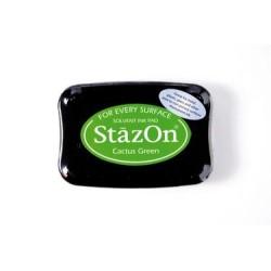 Stamp ink StazOn kaktus