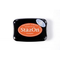 Stamp ink StazOn pumpkin