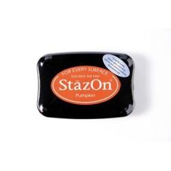 Stamp ink StazOn pumpkin
