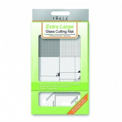 (352E)Tonic Studios Tools - Glass cutting mat (60,0x36,5cm) A3