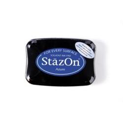 Stamp ink StazOn azure