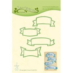 (45.5374)Lea'bilitie Cutting/Emb Banners