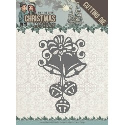 (ADD101151)Dies - Amy Design - Christmas Wishes - Christmas Bells