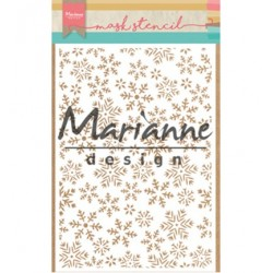 (PS8011)Marianne Design Mask Stencils Ice crystal