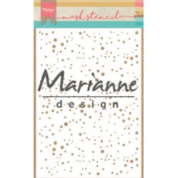 (PS8012)Marianne Design Mask Stencils Snow flakes