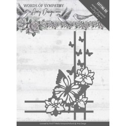 (ADD10156)Dies - Amy Design - Words of Sympathy - Sympathy Corner