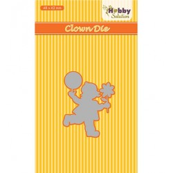 (HSDJ033)Hobby Solutions Dies Clown