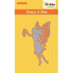 (HSDJ036)Hobby Solutions Dies Fairy-2
