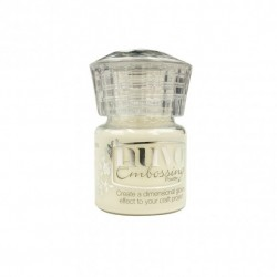 (603N)Tonic Studios Nuvo embossing powder crystal clear