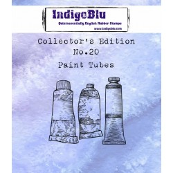 (IND0455)IndigoBlu Collectors No. 20 Paint Tubes