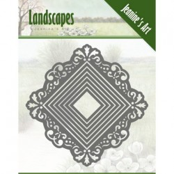 (JAD10050)Dies - Jeanine's Art - Landscapes