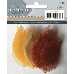 (CDELE001)Card Deco Essentials - Dryed Leaves
