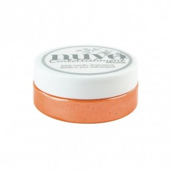 (812N)Tonic Studios  Embellishment Mousse Nuvo orange blush