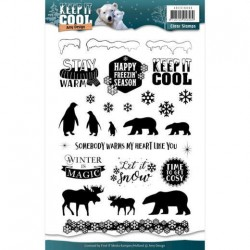 (ADCS10056)Clearstamp - Amy Design - Keep it Cool
