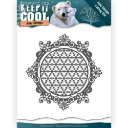 (ADD10163)Dies - Amy Design - Keep it Cool - Keep it Round