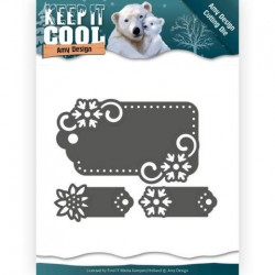 (ADD10164)Dies - Amy Design - Keep it Cool - Cool Tags